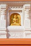 Buddha en marco Imagen de archivo libre de regalías