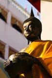 Buddha en paz Fotos de archivo
