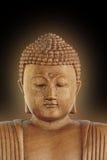 Buddha en rezo foto de archivo