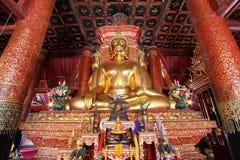 Buddha en Tailandia Imágenes de archivo libres de regalías