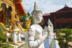 Buddha en Tailandia fotografía de archivo