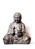 Buddha Enlightened Stock Photo