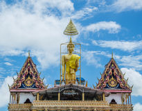 Buddha estando Fotos de Stock