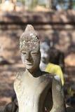 buddha fördärvar sculture royaltyfria bilder