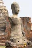 buddha fördärvar statyn Royaltyfri Fotografi