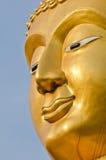 Buddha face Royalty Free Stock Photo