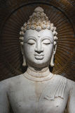 Buddha, face of budda statue Stock Photo