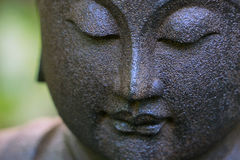 Buddha face Royalty Free Stock Images