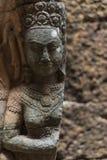 Buddha face Royalty Free Stock Image