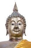 Buddha face Stock Photography