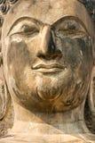 Buddha face in Sukhothai, Thailand, Royalty Free Stock Image