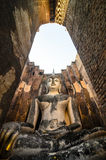 Buddha. Faith. In. Thailand. Sukhothai Royalty Free Stock Images