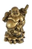 Buddha feliz Fotos de archivo libres de regalías