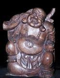 Buddha feliz Imagenes de archivo