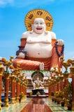 Buddha feliz tailandia Foto de archivo libre de regalías