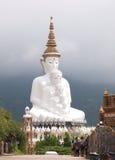 buddha fem Arkivbilder