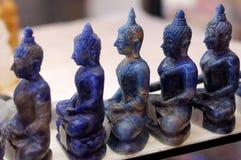 Buddha-Figürchen Lizenzfreie Stockfotos