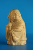 Buddha-Figürchen stockfoto