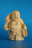Buddha-Figürchen stockbild