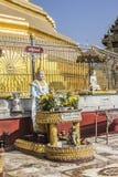 Buddha figure Stock Images