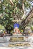 Buddha figure Royalty Free Stock Photo