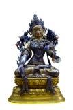 Buddha figures Stock Image