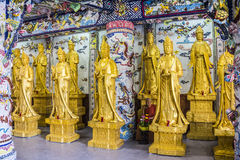 Buddha figures Royalty Free Stock Images