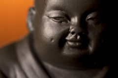 Buddha Figurine Royalty Free Stock Photography