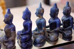 Buddha figurines Royalty Free Stock Photos