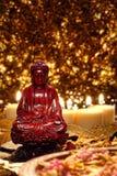buddha figurki statua Zdjęcia Royalty Free