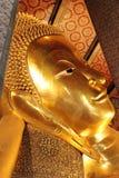 buddha framsidastaty Arkivbilder