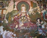 Buddha of free bodhisattva Royalty Free Stock Photos