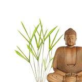Buddha-Frieden stockfoto