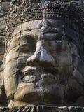 Buddha głowy wierza obrazy stock