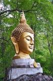 Buddha głowa Obraz Stock