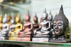 Buddha głowa ilustracja wektor