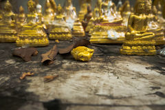 Buddha głowa Fotografia Stock