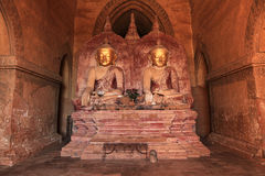 Buddha Gautama Statues The Pagoda Royalty Free Stock Image