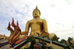 Buddha. The giant buddha Stock Image