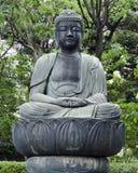 Buddha giapponese Immagini Stock Libere da Diritti