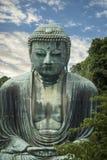 Buddha giapponese Immagine Stock Libera da Diritti