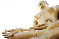 Buddha gigante fotografía de archivo