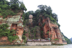 Buddha gigante Foto de archivo