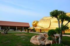 Buddha-Gold in Thailand Lizenzfreie Stockfotografie