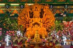 Buddha Golden statue Stock Photo