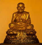 Buddha Golden Statue Stock Photography