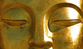 buddha ögon Royaltyfri Bild
