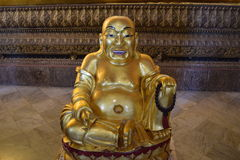 Buddha gordo Fotos de archivo libres de regalías
