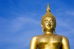 Buddha grande Imágenes de archivo libres de regalías