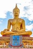 Buddha grande Fotografía de archivo